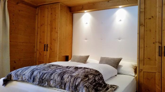 Schlafzimmer 1 - Chalet-Tannheimertal